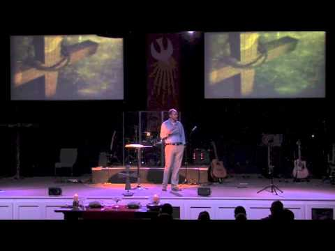 Who's in the Empty Chair:  Angry with God, Sermon on August 24, 2014