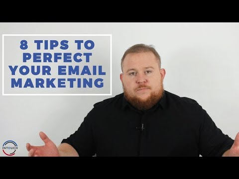 8 Tips to Perfect Your Email Marketing
