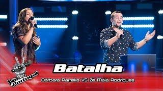 Zé Maia Rodrigues VS Bárbara Parreira -