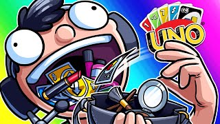 Uno Funny Moments - Tryhard Duos While Nogla Eats Makeup