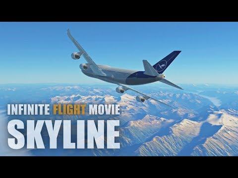 Infinite Flight Movie - Skyline [HD]