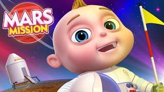 TooToo Boy   Mars Episode   Videogyan Kids Shows   Cartoon Animation For Children