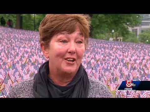 Massachusetts remembers fallen veterans on Memorial Day