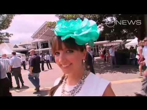 Sydney celebrates Cup Day