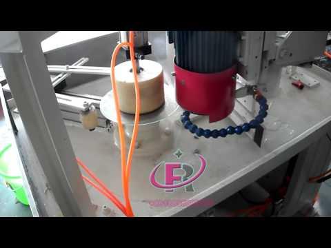 Small glass round grinding machine