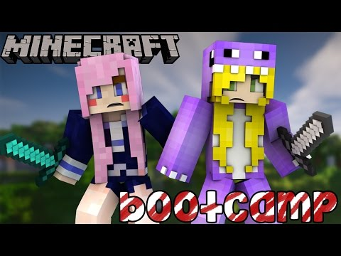 LEARN TO ROD! | Minecraft PvP Bootcamp #2 w/ LDShadowLady