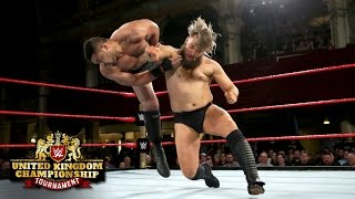 See why Trent Seven is a favorite to win it all: WWE United Kingdom Championship Tournament