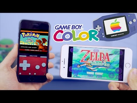GBA4iOS pour iOS 10 - Emulateur de GameBoy Advance SANS JAILBREAK - iPhone, iPod touch, iPad
