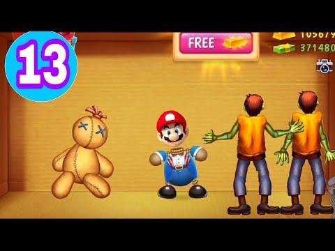 New. Kick The Buddy Game - Face of - Super mario | Walkthrough part 2 Unlock All Stuff Horror (iOS)