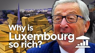 Why is LUXEMBOURG so RICH? - VisualPolitik EN