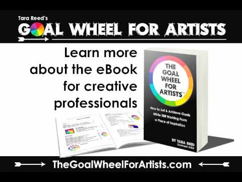 The Goal Wheel For Artists eBook