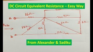 Series & Parallel DC Circuit Solution (Boylestad Example 7 9
