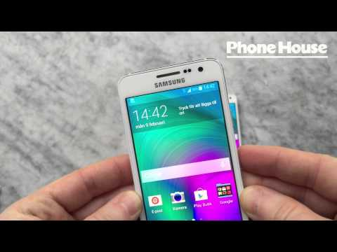 Samsung Galaxy A3 och A5