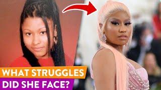 Real Life Tragic Story Of Nicki Minaj | ⭐OSSA