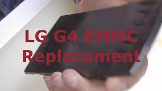 LG G4 Direct eMMC | QDLoader 9008 Fix via SD Card | xSolution