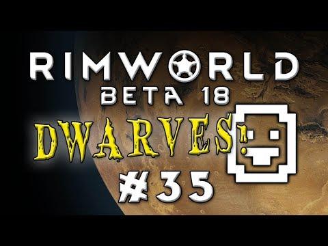 Rimworld - Desert Dwarves! - Episode 35