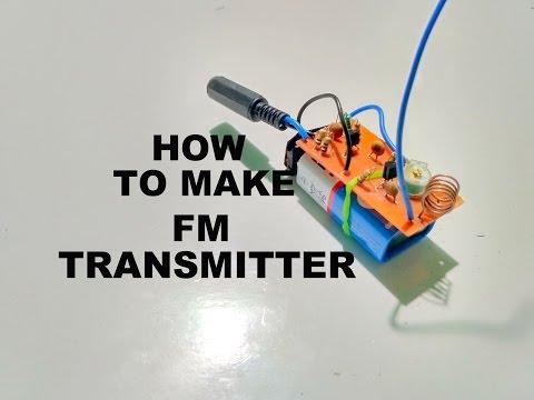 FM Transmitter - How to make
