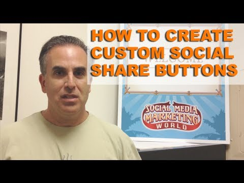 How to Create Custom Social Share Buttons for Your Site