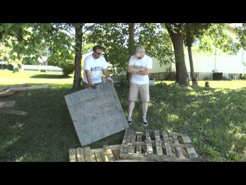 Season 1, Episode 34: New pallets and DIY cooler box promo