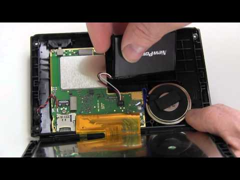 How to Replace Your Garmin Nuvi 2598 Battery