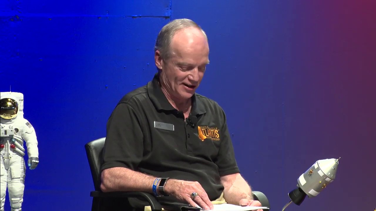 EAA Live - 50th Anniversary of Apollo 11 with Michael Collins - AirVenture 2019