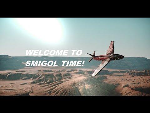 Me-163 Flying Cancer - Evading 4 Enemies