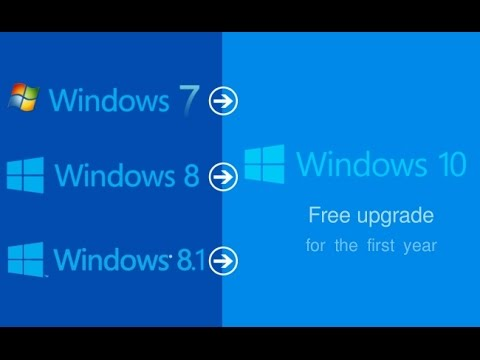 Upgrade Windows 7/8/8.1 to Windows 10 Without Loosing Data