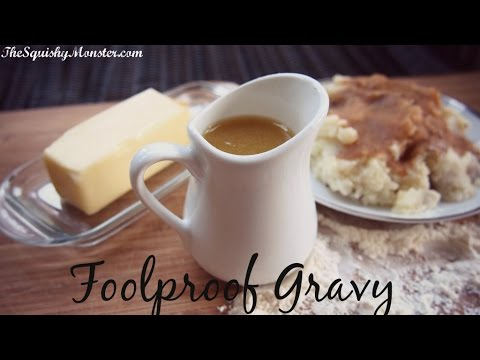 EASY BASIC Gravy Foolproof Recipe