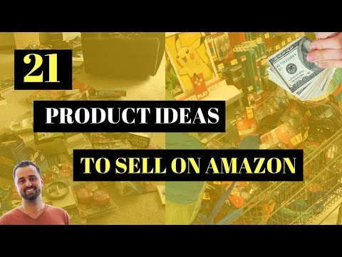 21 Product Ideas To Sell On Amazon FBA