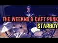 The Weeknd Daft Punk Starboy Kygo Remix Matt McGuire Drum Cover mp3