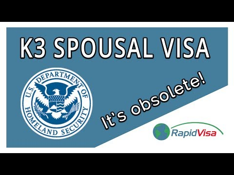 Why The K3 Spousal Visa is Obsolete