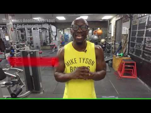 Lactic Acid Training Workout