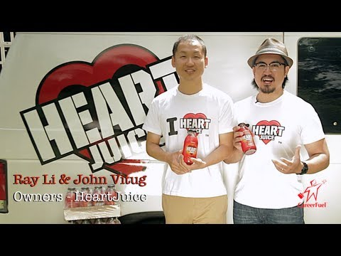 Small Business Success Story: Heart Juice Heart-Healthy Beverage