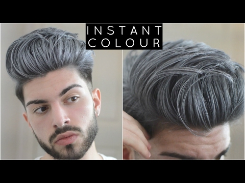 How to: INSTANTLY Colour your hair