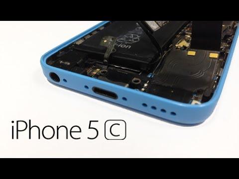 iPhone 5C Charging/Docking Port Repair