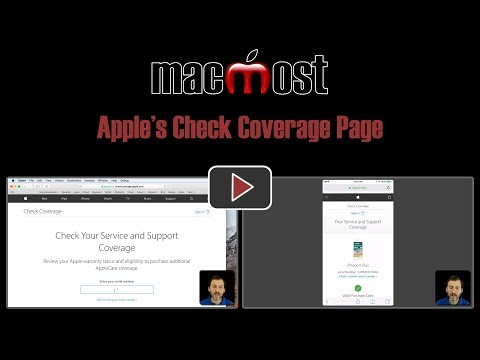 Apple's Check Coverage Page (#1646)