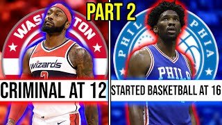 10 Greatest Against All Odds Stories in the NBA Today (Part 2)