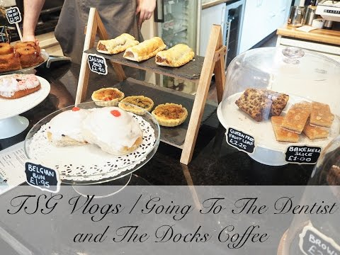 TSG Vlogs | Going To The Dentist and The Docks Coffee |