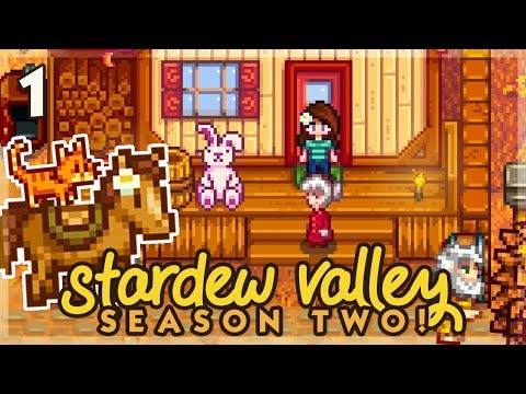 A Warm Welcome! | Stardew Valley Let's Play • Season Two! - Episode 1