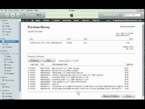 How To Get a Refund on an iTunes Purchase
