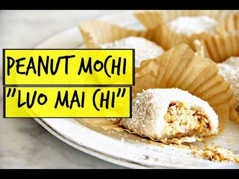 Peanut Mochi  