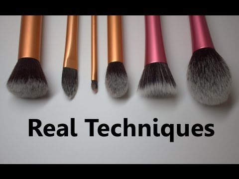 Real Techniques by Sam Chapman