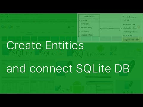 36-SQLite swift#2.Add entities or models and connect SQLite Database in Swift 4