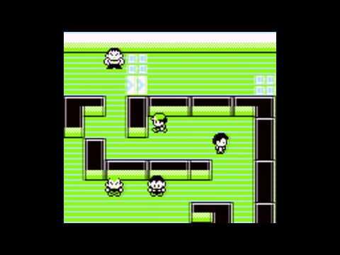 Pokemon Blue Walkthrough - 47 - Viridian City Gym
