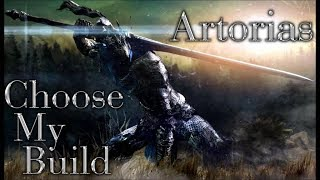 Dark Souls 3 Artorias Build (Choose My Build)