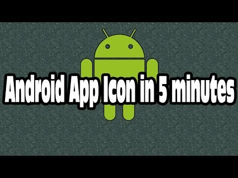 How To Create Android App Icon In 5 Minutes [Tutorial]