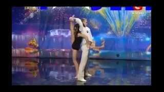 Tum hi ho - Aashiqui 2 (awesome dance) (ukrain got talent)