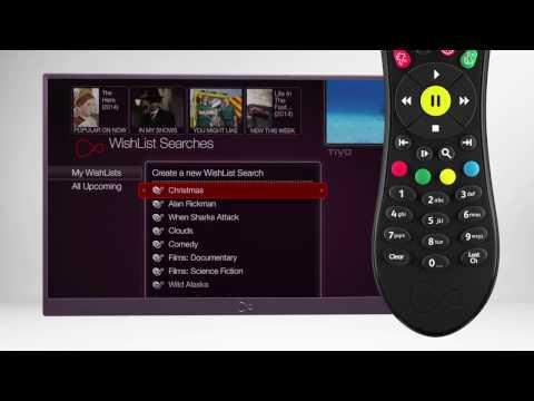 Basics for Virgin TV V6 box