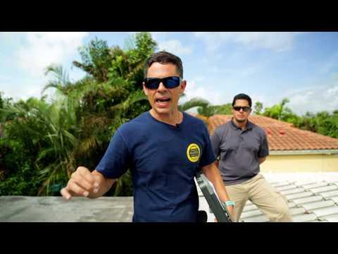 InterNACHI Florida Roof Insurance Inspection: Part 1