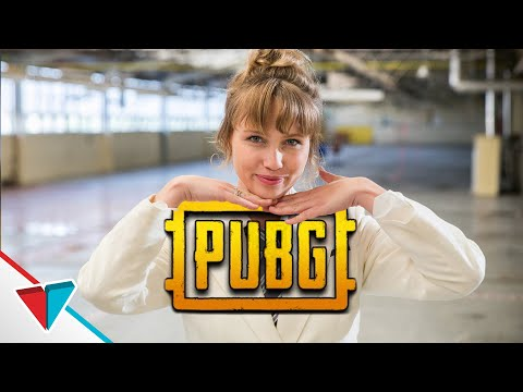 New Skin - PUBG Logic - VLDL (when your friend swaps to a female body)
